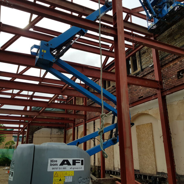 Structural Steel work